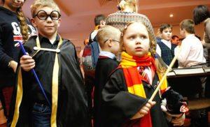 Гарри Поттер - любимец многих детей