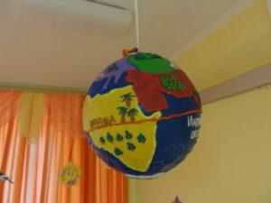 Глобусы для создания атмосферы путешествия