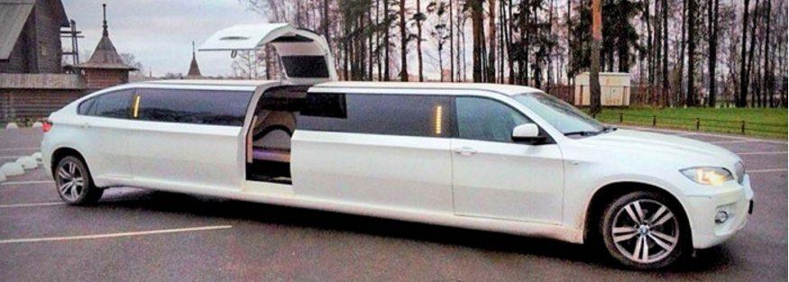 Лимузин BMW X6