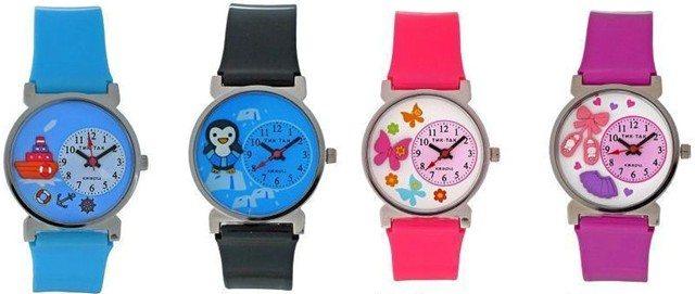 На подарок подойдут детские наручные часы