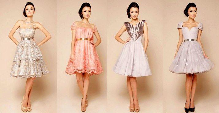 При выборе платья помните, что идете на выпускной бал