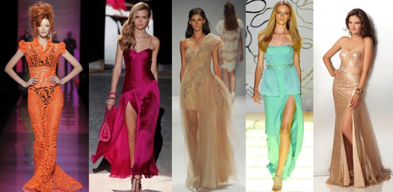 Пусть платье будет необычным, но приличным