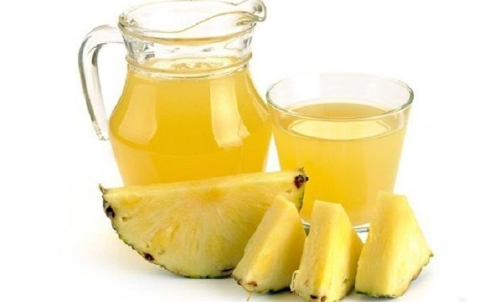 Свежевыжатый сок рекомендуют разбавлять водой