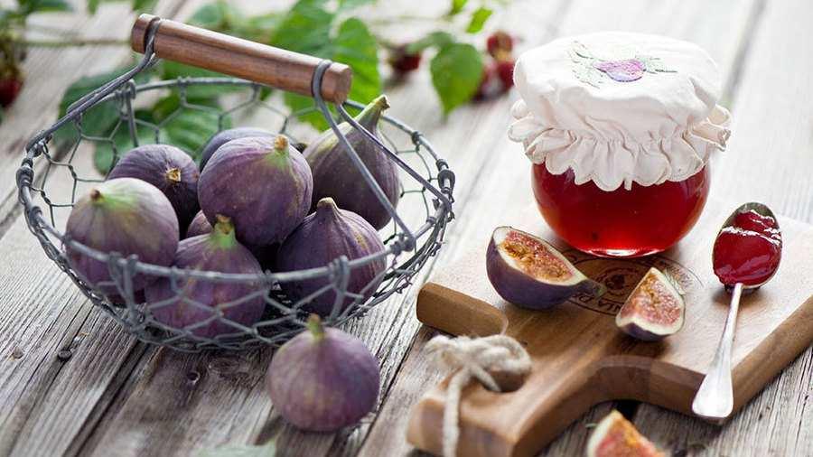 Смоква считается одним из целебных плодов