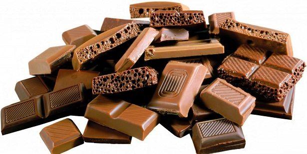 Современный рынок богат разновидностью шоколада