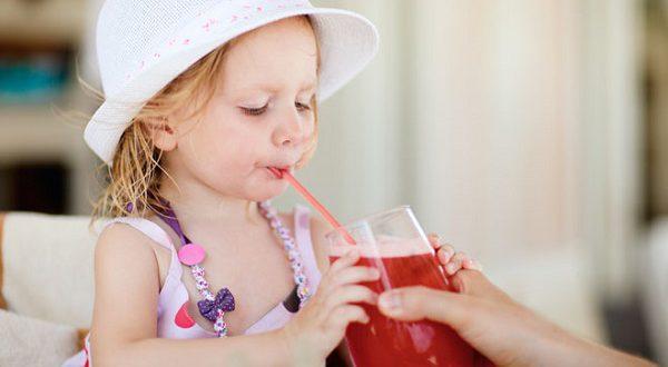 Гранатовый сок детям с какого возраста можно