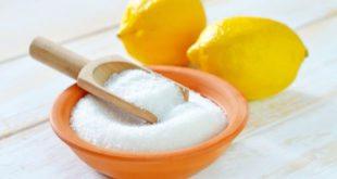 миниатюра лимонная кислота детям