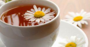 миниатюра ромашковый чай детям