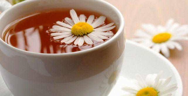 Чай для грудничков с ромашкой, фенхелем, мятой