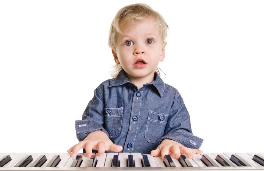 В музыкальные школы России берут даже самых маленьких учеников