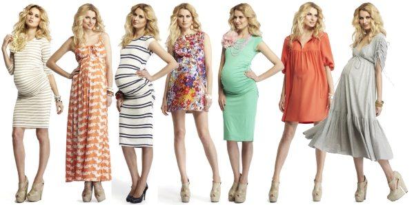 В специализированых магазинах каждая беременная найдет ту вещь, которая подчеркнет её красоту