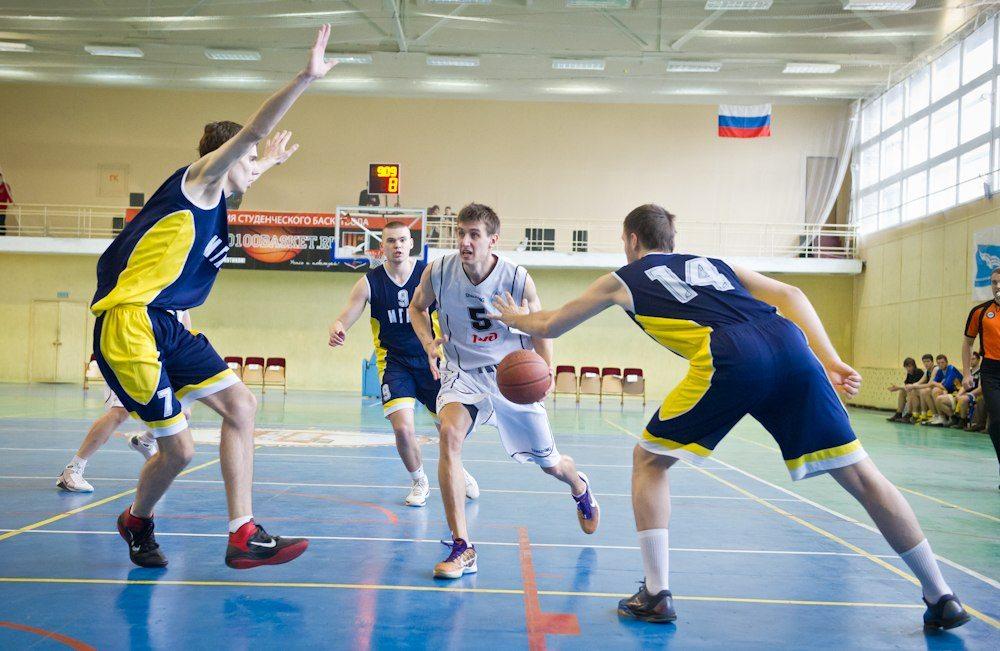Баскетбол поможет выработать выносливость организма у детей