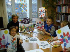 Всемирный день ребенка можно отметить в районной библиотеки