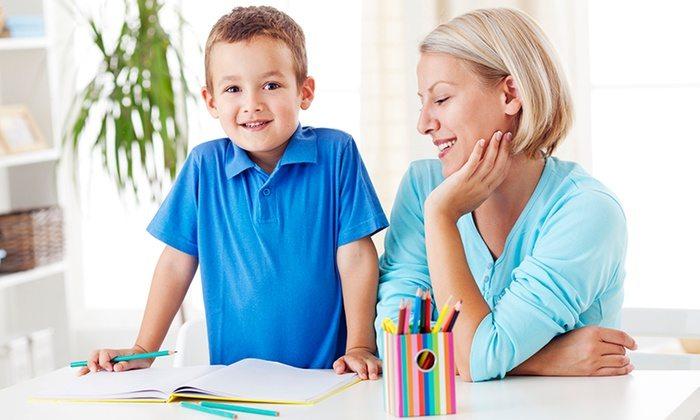 психолог поможет ребенку решить все его проблемы