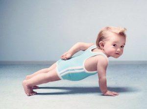 Занятие спортом с раннего возраста поможет ребенку правильно сформироваться