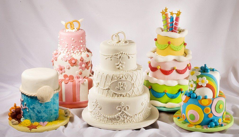 Мастера приготовят любой торт из детской фантазии