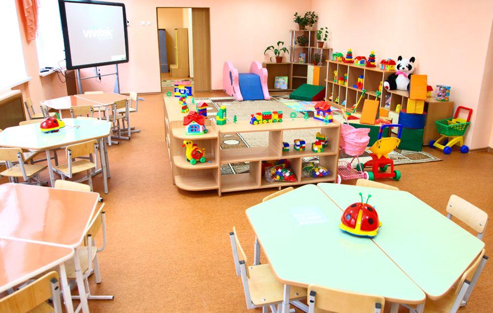 Мебель для детского сада должна быть полностью безопасной