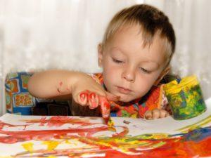 Арт-терапия применяется у детей с психическими расстройствами