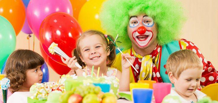 Ивент-агенства быстро и профессионально оформят любой детский праздник