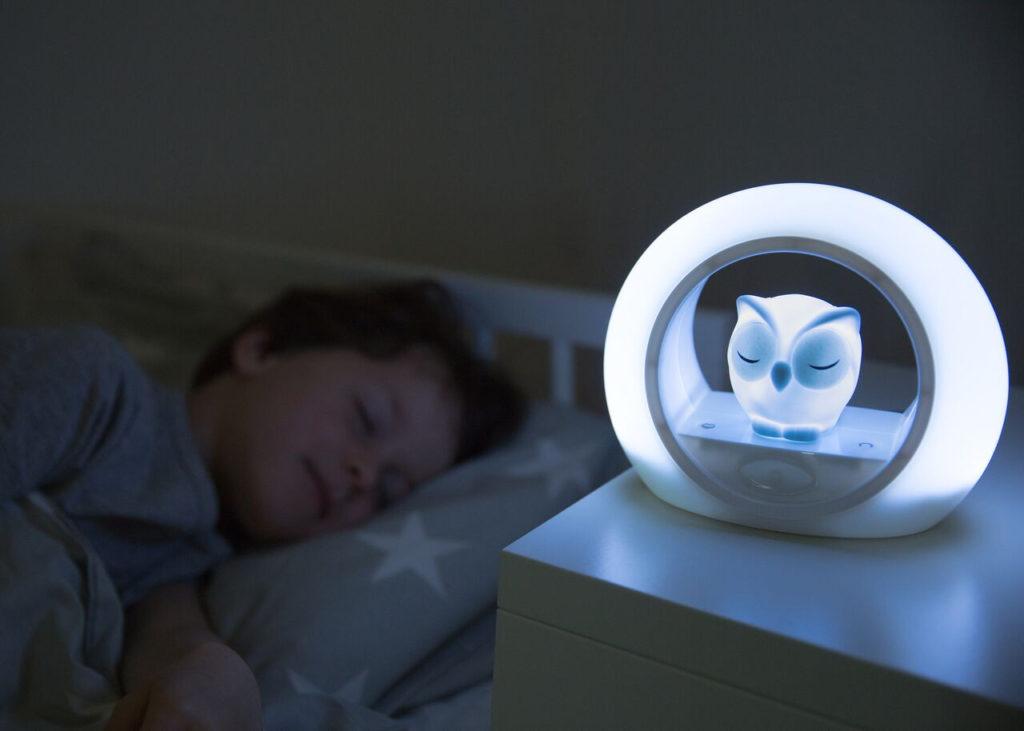 Детский ночник со звуковой активацией