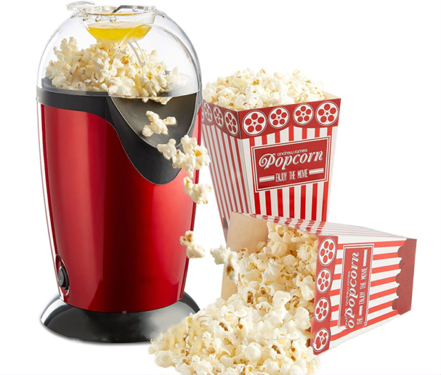 Popcorn Maker - автомат для попкорна
