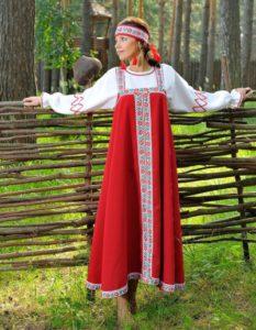 Что нужно знать о традиционном русском наряде 2