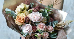 Сервис доставки цветов: почему это удобно