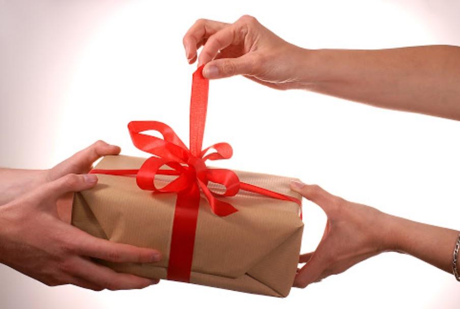 Новые подарки любимым