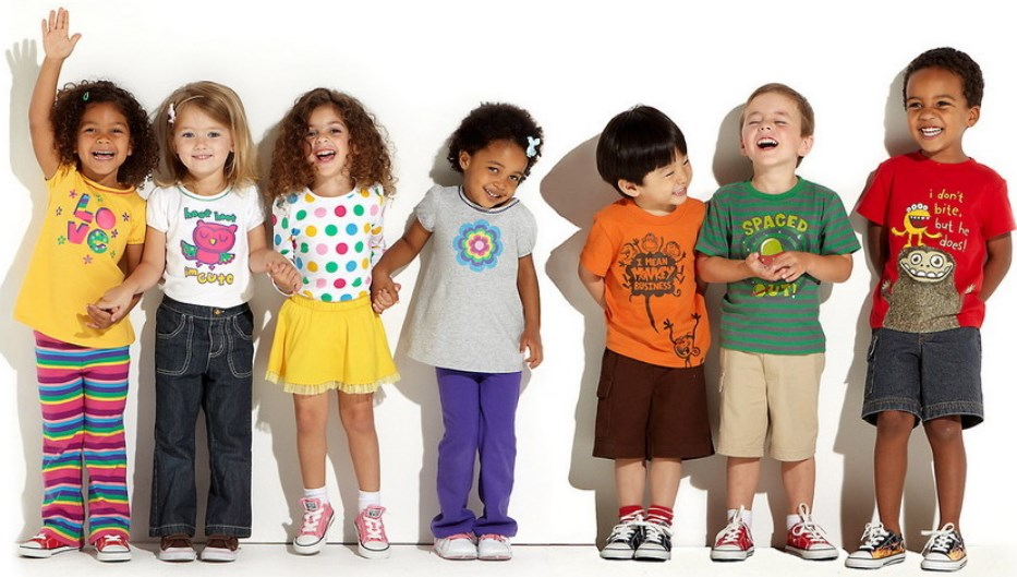 Как выбрать подходящую одежду ребенку