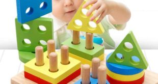Деревянные игрушки Монтессори — путь ребенка к естественному развитию