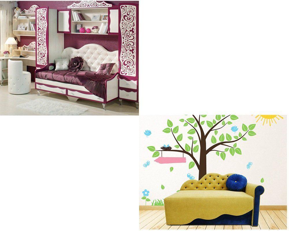 Как выбрать цвет детского дивана?