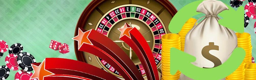 Как работает онлайн казино с кэшбэком